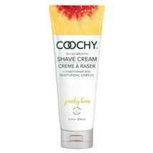 Scented Coochy Shave Creme Peachy Keen