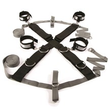 Fifty Shades of Grey Keep Fifty Shades of Grey Keep Still Over the Bed Cross Restraints Product Shot