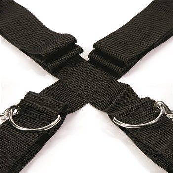 Fifty Shades of Grey Keep Fifty Shades of Grey Keep Still Over the Bed Cross Restraints Close Up