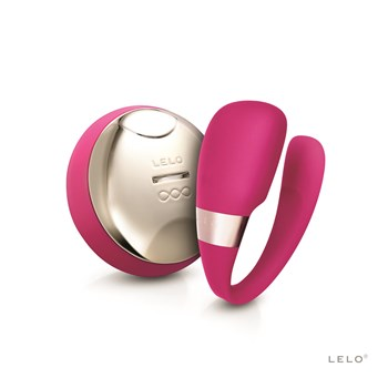 Lelo Tiani 3 Remote Control Couples Massager Product Shot