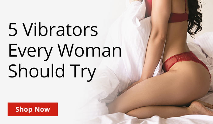 Shop 5 Vibrators Every Woman Should Try!