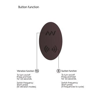 Irresistible Desire Clitoral Stimulator Instructions