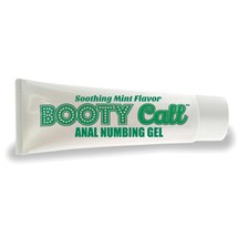Booty Call Anal Numbing Gel Mint