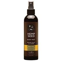 D958 Hemp seed body mist front of bottle
