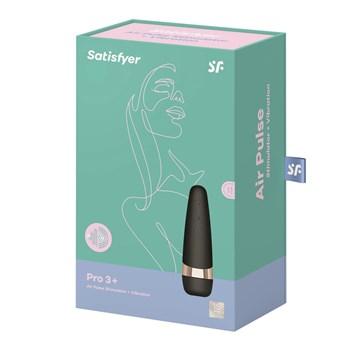 Satisfyer Pro 3 Vibration Package Shot