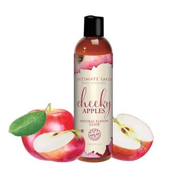Intimate Earth Natural Flavor Glide apple Mood