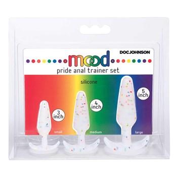 pride anal trainer kit packaged