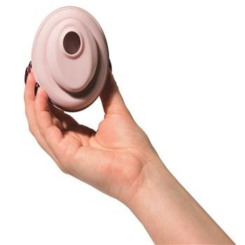 Lora Dicarlo Baci Clitoral Stimulator Hand Shot #1