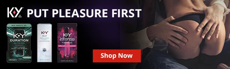 Shop K Y Lubes And Put Pleasure First!