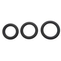 silicone penis ring set