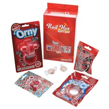 screaming o red hot gift set unboxed