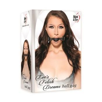 Eve's Fetish Dreams Ball Gag Packaging Shot