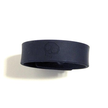 silicone ball strap top view showing strap