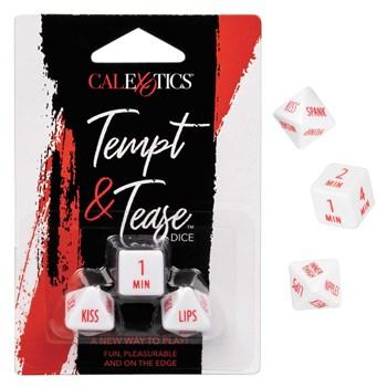 TEMPT & TEASE DICE  #2