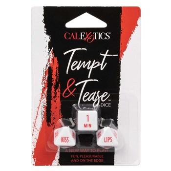 TEMPT & TEASE DICE  #3