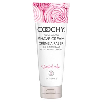 Scented Coochy Shave Creme Frosted Cake 7.5 oz