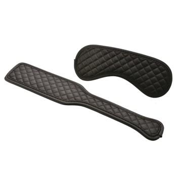 Eve's Fetish Dreams Advanced Bondage Set Ball Gag Blindfold and Paddle