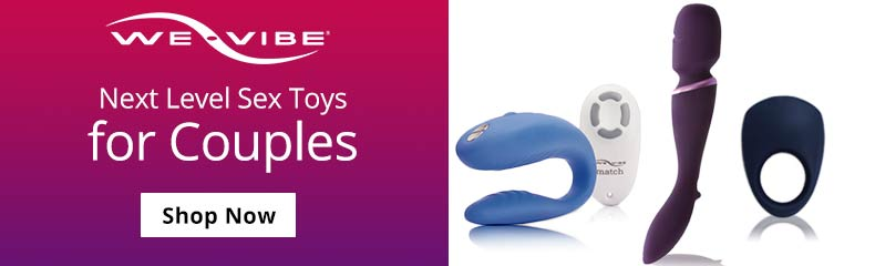 Shop We Vibe! Next Level Sex Toys For Couples!