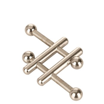 Nipple Grips Crossbar Nipple Clamps Product Closed