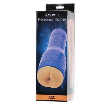 adam's personal trainer box packaging