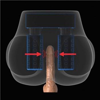 milky me silly mega masturbator top view diagram