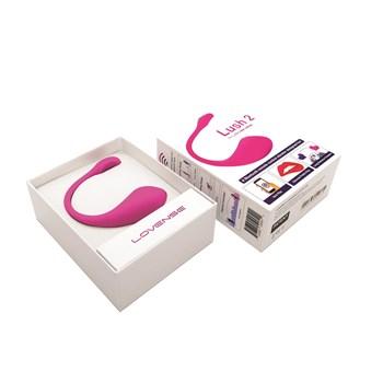 Lovense Lush 2 Bluetooth Bullet Vibrator Open Package Shot