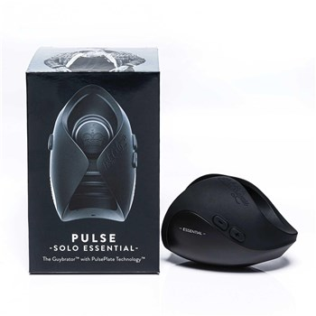 pulse solo essential with box packaging