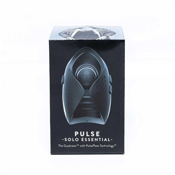 pulse solo essential box packaging