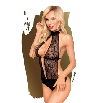 E574  PERFECT LOVER PLAYSUIT  FRONT
