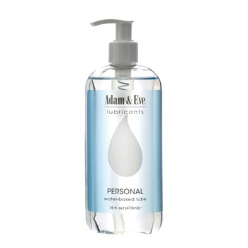 Adam & Eve Personal Lubricant 16 oz updated label