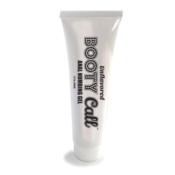 Booty Call Anal Numbing Gel nonflavor  bottle
