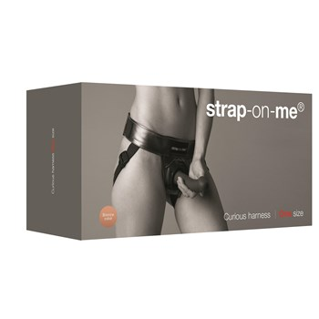 Strap On Me Curious Harness Packaging Shot