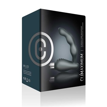 Climaximum Villo box packaging