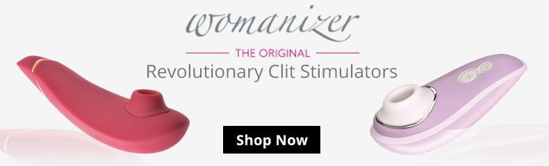 Shop Womanizer Revolutionary Clit Vibes!