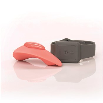 Clandestine Companion Remote Control Panty Vibrator Product and Remote #4