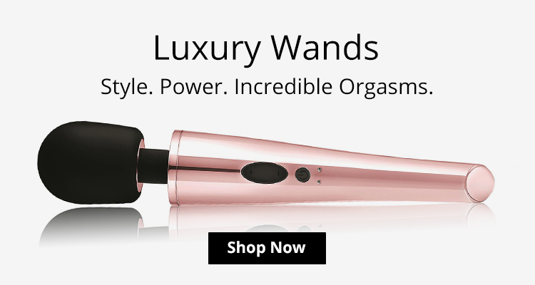 Shop Luxury Wands For Style Power And Incredible Orgasms!