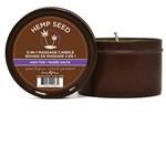 3-In-1 Suntouched Massage Candle Orange/Vanilla