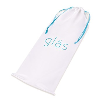 Glas G-Spot Pleasure 2 Piece Set - Shot of Storage Bag