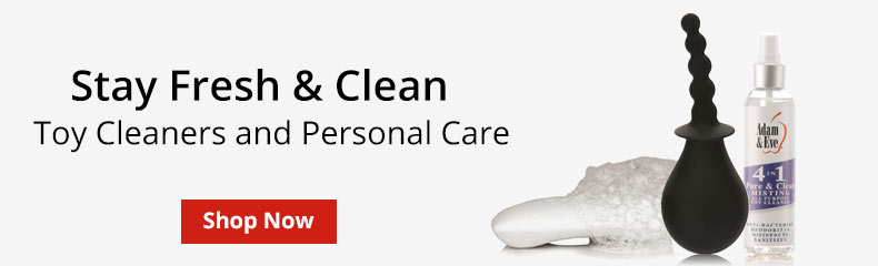 Stay Fresh And Clean With Our Personal Care And Toy Cleaners!