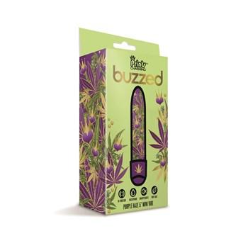 Buzzed Purple Haze 5-Inch Vibrator Packaging Shot