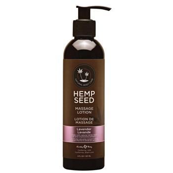 Hemp Seed Massage Lotion-Lavender