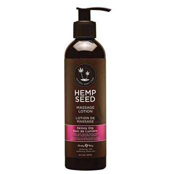 Hemp Seed Massage Lotion-skinny dip