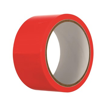Eve's Fetish Dreams Bondage Tape - Twin Pack Red Roll