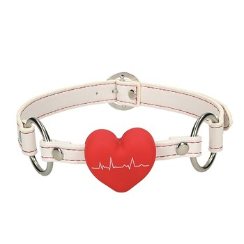 Nurse Bondage Kit - Heart Gag