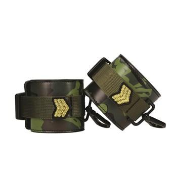 Army Bondage Kit - Wrist Cuffs