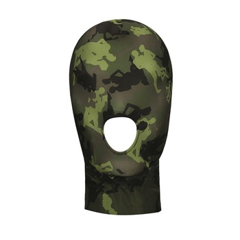 Army Bondage Kit - Mask - Front