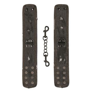 Denim Bondage Kit - Ankle Cuffs