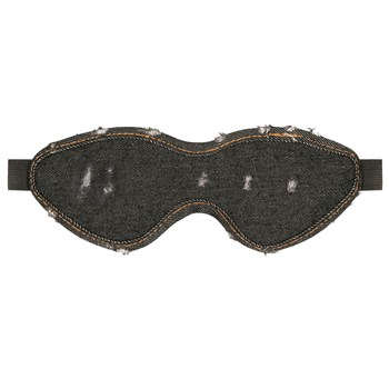 Denim Bondage Kit - Blindfold