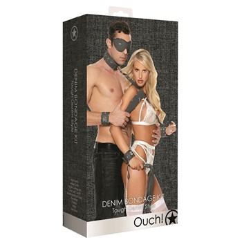 Denim Bondage Kit Packaging Shot