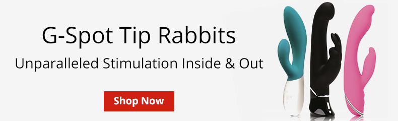 Shop G-Spot Tip Rabbit Vibes For Unparalleled Stimulation Inside And Out!